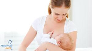 Μητρικού γάλα και θηλασμός